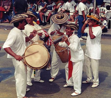 Carnival of Barranquilla - intangible heritage - Culture Sector ...