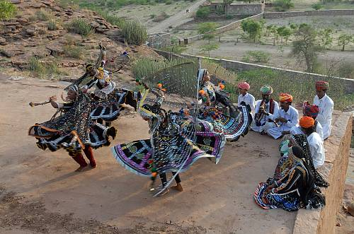 kalbelia folk songs and dances of rajasthan intangible heritage