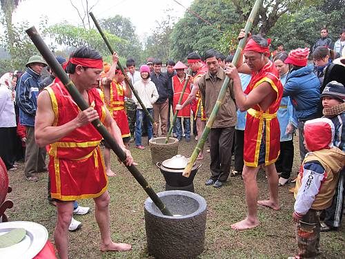 Worship Of Hùng Kings In Phú Thọ Intangible Heritage Culture - Paraguay culture