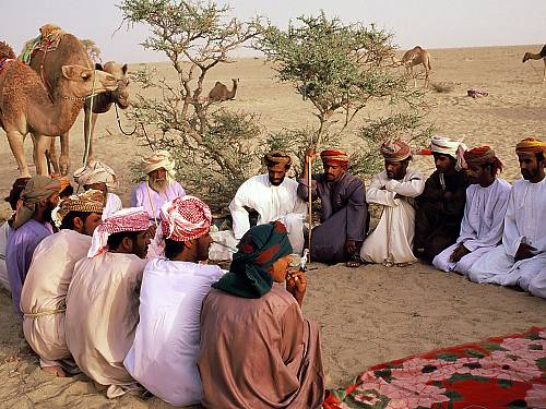 Uae People And Culture