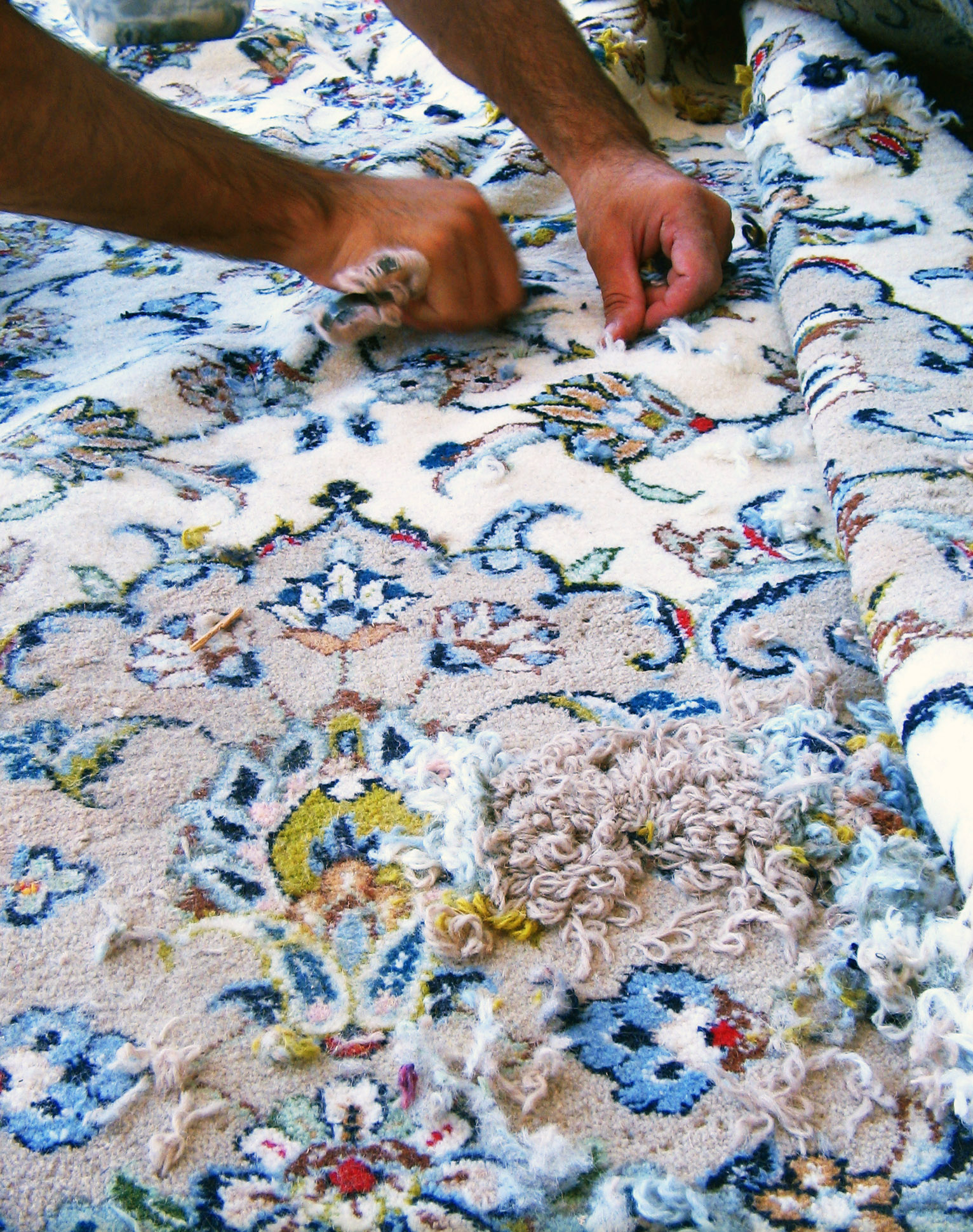 carpet weaving essay We take a look at how turkish carpets are made photo essay – how turkish carpets are made the women set to work weaving the wool in and out.