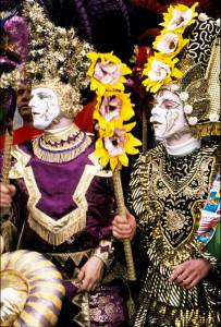 Social practices, rituals and festive events - intangible