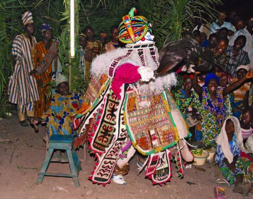 Oral heritage of Gelede - intangible heritage - Culture Sector - UNESCO