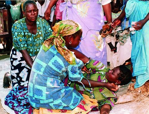 Vimbuza healing dance - intangible heritage - Culture Sector