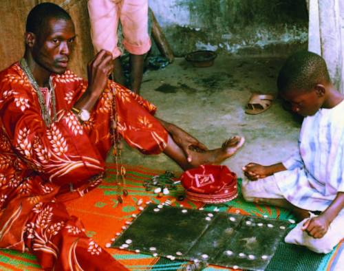 Ifa divination system - intangible heritage - Culture Sector