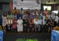 Réunion subrégionale à Nadi, Fidji, sur la Convention pour la sauvegarde du patrimoine culturel immatériel