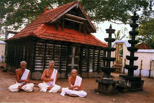 Traditional Vedic Pandits