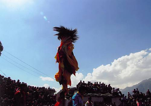 Ramman, religious festival and ritual theatre of the Garhwal