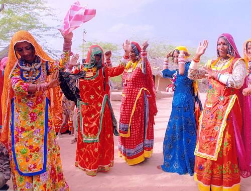 Kalbelia folk songs and dances of Rajasthan - intangible