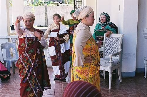 Darangen epic of the Maranao people of Lake Lanao - intangible