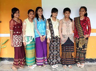 Tenun Ikat Sumba weaving of Indonesia  intangible heritage  Culture Sector  UNESCO