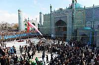 Nowruz Celebration in Mazarsharif (Afghanistan)