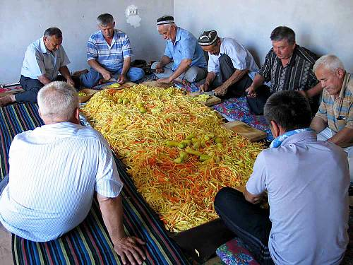 Palov Culture And Tradition Intangible Heritage Culture Sector