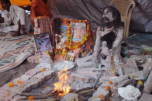 Kumbh Mela - intangible heritage - Culture Sector - UNESCO