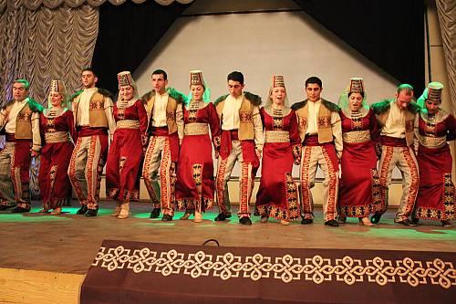 Kochari, traditional group dance - intangible heritage