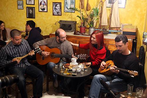 Rebetiko - intangible heritage - Culture Sector - UNESCO