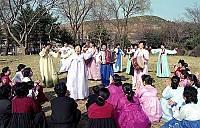 En République populaire démocratique de Corée, début d'un établissement d'inventaire du patrimoine culturel immatériel avec la participation des communautés