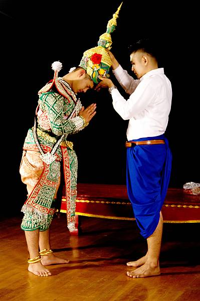 Khon, masked dance drama in Thailand - intangible heritage