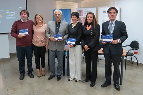 Publication launch in Ecuador