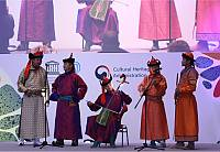 Six elements inscribed on the List of Intangible Cultural Heritage in Need of Urgent Safeguarding