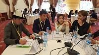First training workshop on safeguarding living heritage targeting youth organized in Kyrgyzstan