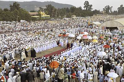 Ethiopian epiphany - intangible heritage - Culture Sector - UNESCO