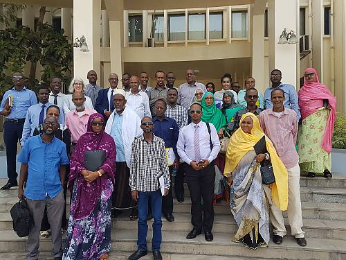 Workshop on the implementation of the 2003 Convention in Djibouti