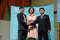 La lutte traditionnelle coréenne inscrite sur la Liste du patrimoine immatériel suite à la fusion inédite des candidatures des deux Corée