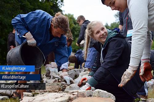 Call for Participants  European Young Heritage Professionals Forum