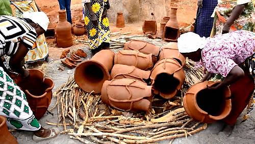 The promotion of traditional pottery practices in eastern Kenya