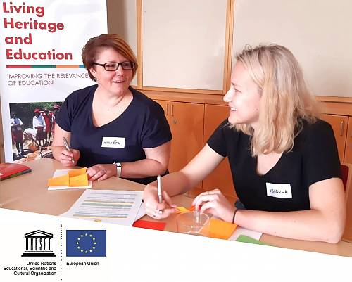 Integrating intangible cultural heritage in school-based education: Workshop for pilot project school teams | 26 to 29 October 2019 | Vienna, Austria