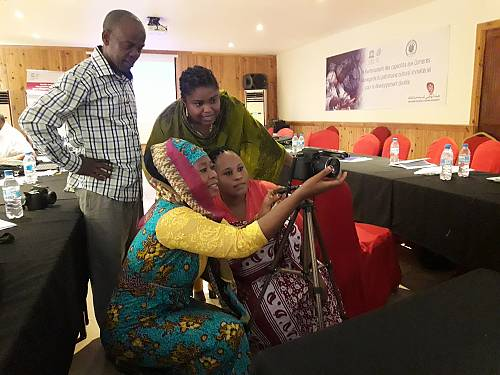 Strengthening capacities in the Comoros for safeguarding intangible cultural heritage for sustainable development