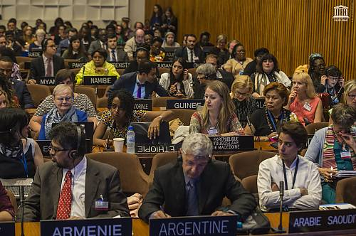 Seventh session of the General Assembly.