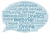Living heritage events organized online this week by Mexico and Finland
