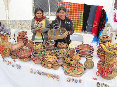 Xiomara Manueles Lemus is one of 75 young Lenca indigenous cultural managers living in the department of Intibucá with the role of collecting and documenting various expressions of intangible cultural heritage.