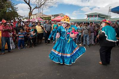 Fiestas a San Sebastián. Diriamba, Carazo, Nicaragua.